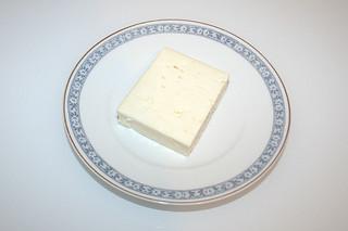 07 - Zutat Schafskäse / Ingredient feta