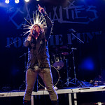 THE CASUALTIES @ Arena Wien