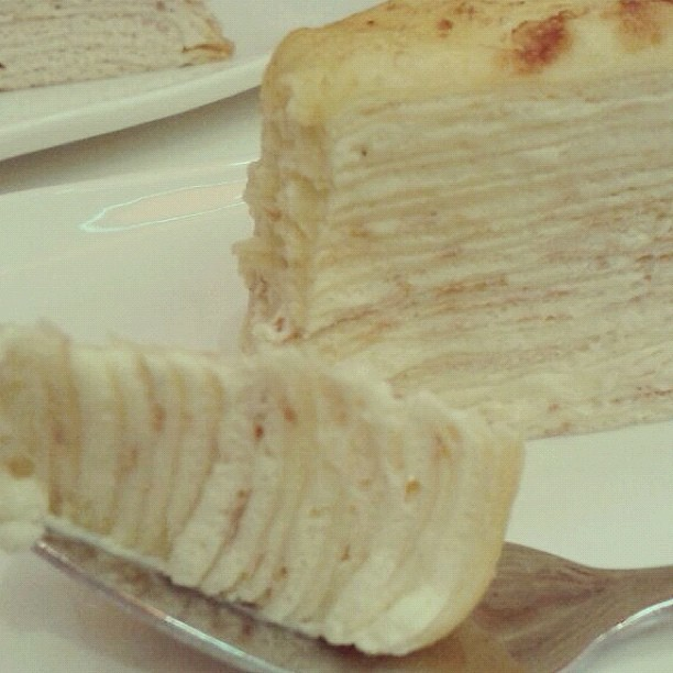 {Penang} Mille Crepe @ Humble Beginnings, Straits Quay