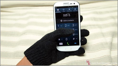 Tatchies Touchscreen Gloves
