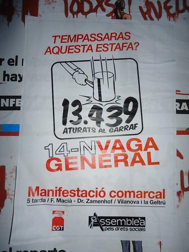 #14n vaga general garraf a vilanova i la geltrú