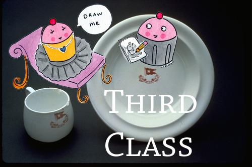 3rdClassPlate&Cup