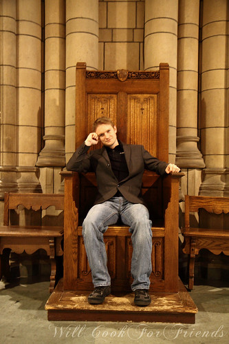 Birthday Throne