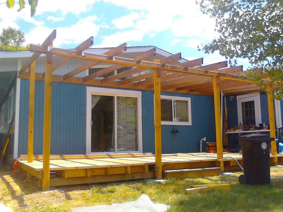 31 Best Photo Of Backyard Overhang Ideas
