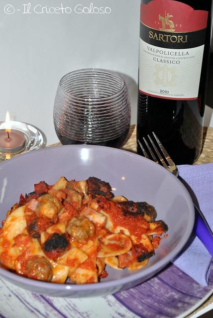 Pasta al forno al gorgonzola (2)