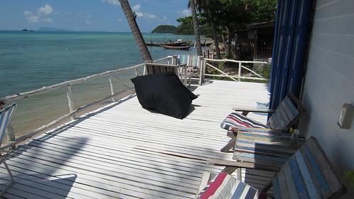 Koh Samui Beach Front Cafe-Kala Sea  サムイ島 ビーチフロントカフェ (5)