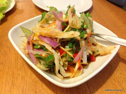 Star Lao Thai - Chicken Feet Salad