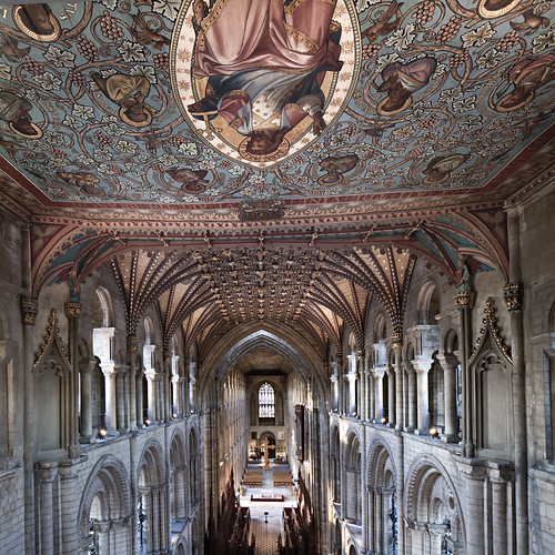 Peterborough Cathedral by fotofacade