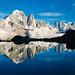 Lac Blanc ( Chamonix) , game of mirrors. _DSC4358 r esf ma by tomas meson