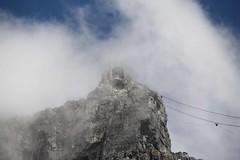 Capetown - Bus Tour. Table Mountain.