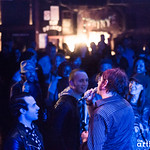 Jeff Klein / Mercury Lounge Crowd by Chad Kamenshine
