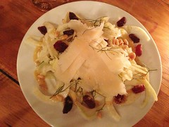 Shaved Fennel Salad - City Grit