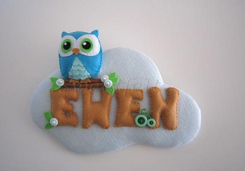 ♥♥♥ Ewen... by sweetfelt \ ideias em feltro