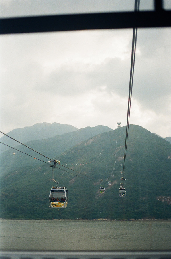 cable car to the buddha