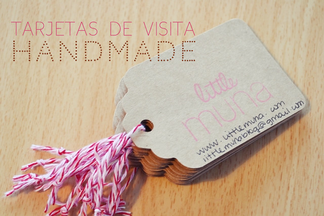 cómo hacer tarjetas de visita handmade (6)