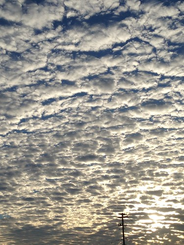 fluffy blanket sky by killah.poopface