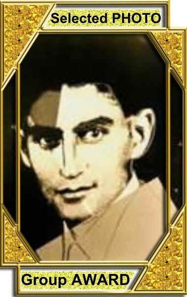 Franz Kafka Group by JebbiePix