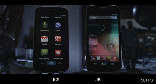 Android 4.2   nauja Google apgavystė?