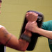 Self Defense Woman Punch