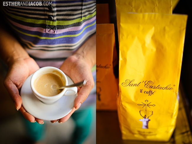 Sant'Eustachio Sant' Eustachio Best Coffee in Rome When in Rome Day 2 | What to do and see in Rome in 48 hours | Travel Photography
