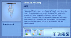 Mountain Avalamp