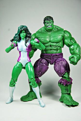 Marvel Universe: She-Hulk