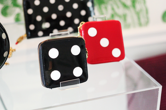Lulu Guinness Cruise SS13 dominoes
