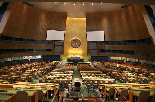 国連会議場