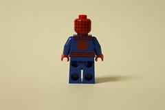 LEGO Marvel Super Heroes: Spider-Man's Doc Ock Ambush (6873) - Spider-Man