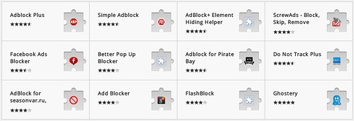 Ad block plugins for Chrome