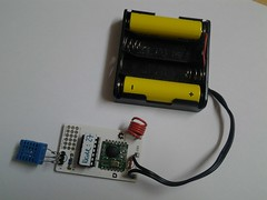 Attiny Sensorboard