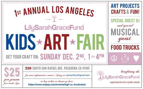 LSG L.A. Invite