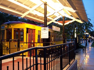 Centennial Park Station
