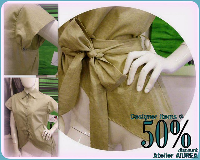 Designer items @ 50% discount