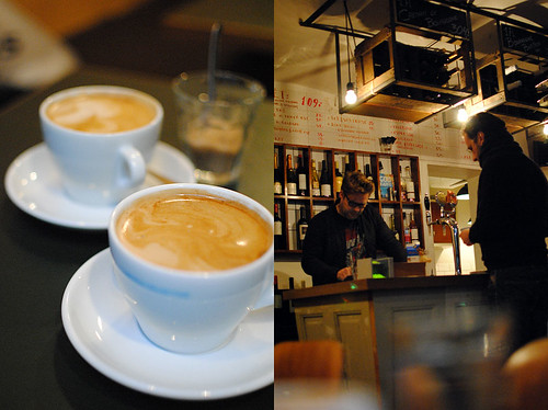 Café-review: Kaffebaren i Elmegade