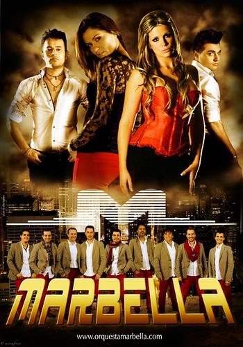 Marbella 2013 - orquesta - cartel