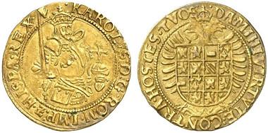 Charles V Real D'oro