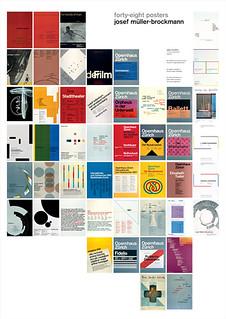 Josef Müller–Brockmann 48 posters – Image now