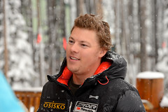 Ben Thomsen in Lake Louise (Nov. 2012)