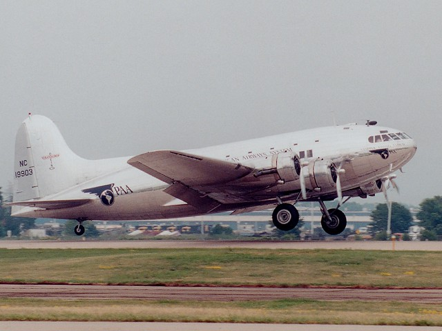 Boeing 307 Stratoliner, richard-seaman.com