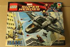 LEGO Marvel Super Heroes Quinjet Aerial Battle (68689)