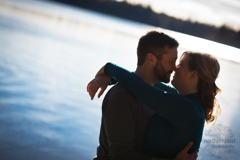 Engagement Session at Ness Lake