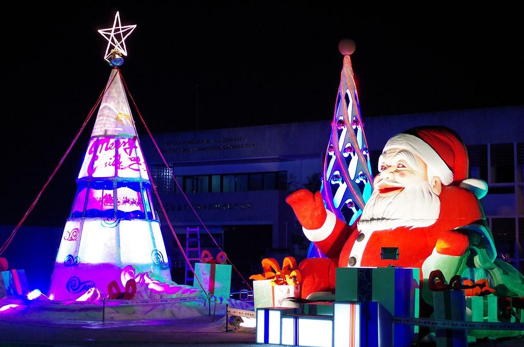 鹹聖誕樹&招財聖誕老
