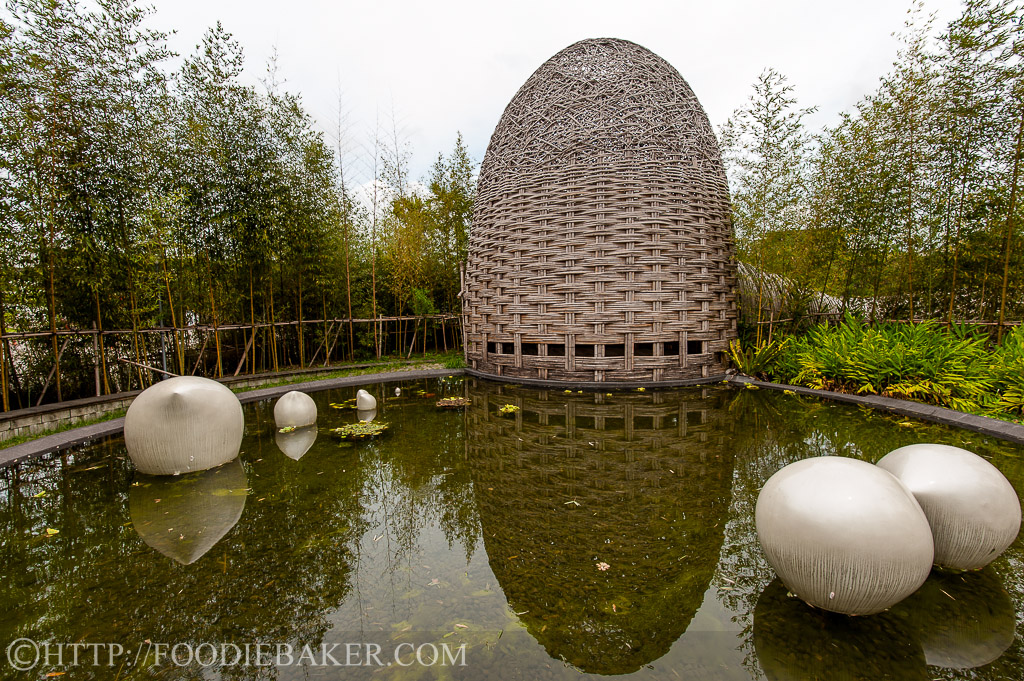 Bamboo Dome