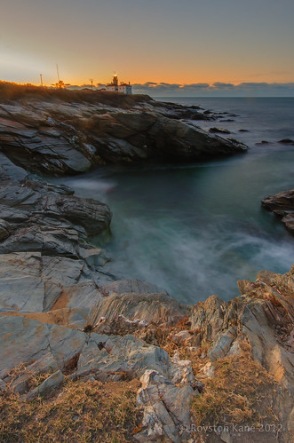 Beavertail Lighthouse-3 by Royston_Kane