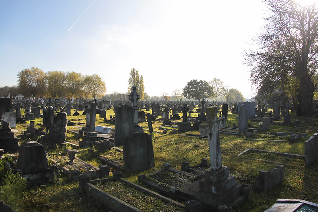 St. Mary Catholic Cemetery, Kensal Green