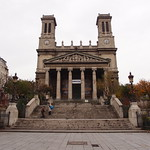 Church of Saint-Vincent-de-Paul @ Paris