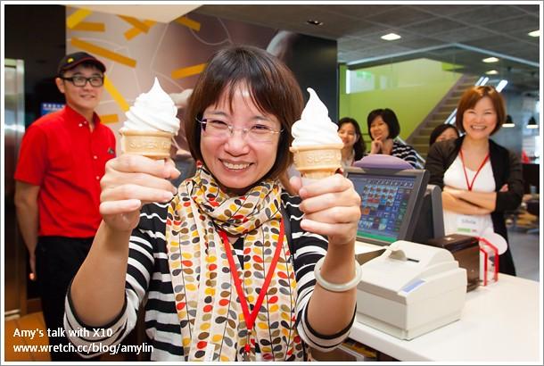 製作蛋捲冰淇淋 (3)