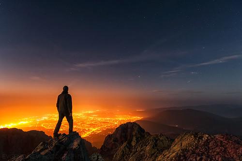 autumn mountain night dawn twilight bulgaria sliven karandila balkanmountains eastbalkan parksinitekamani