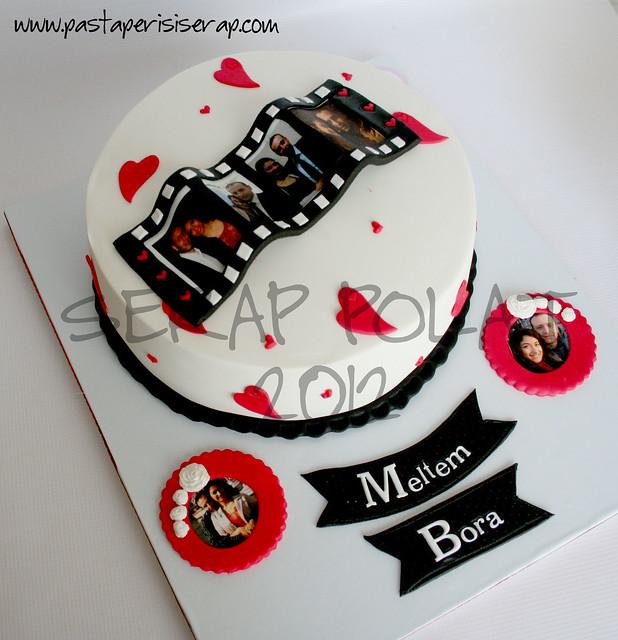 Film şeritli pasta